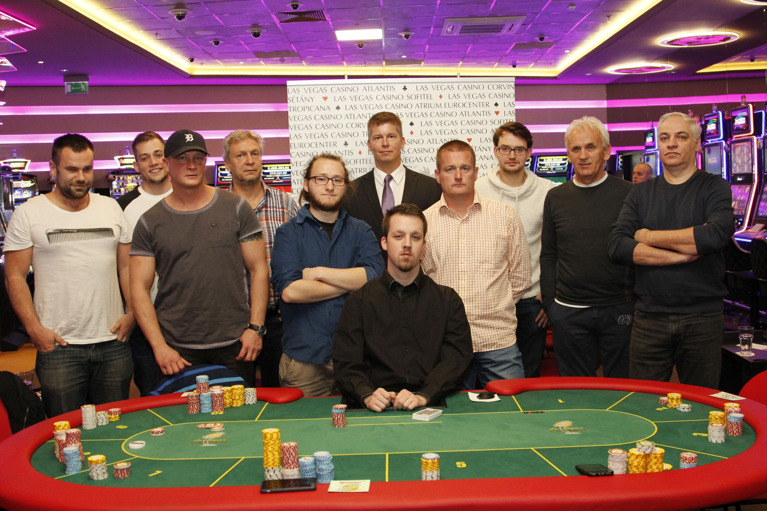 турниры в казино колумб